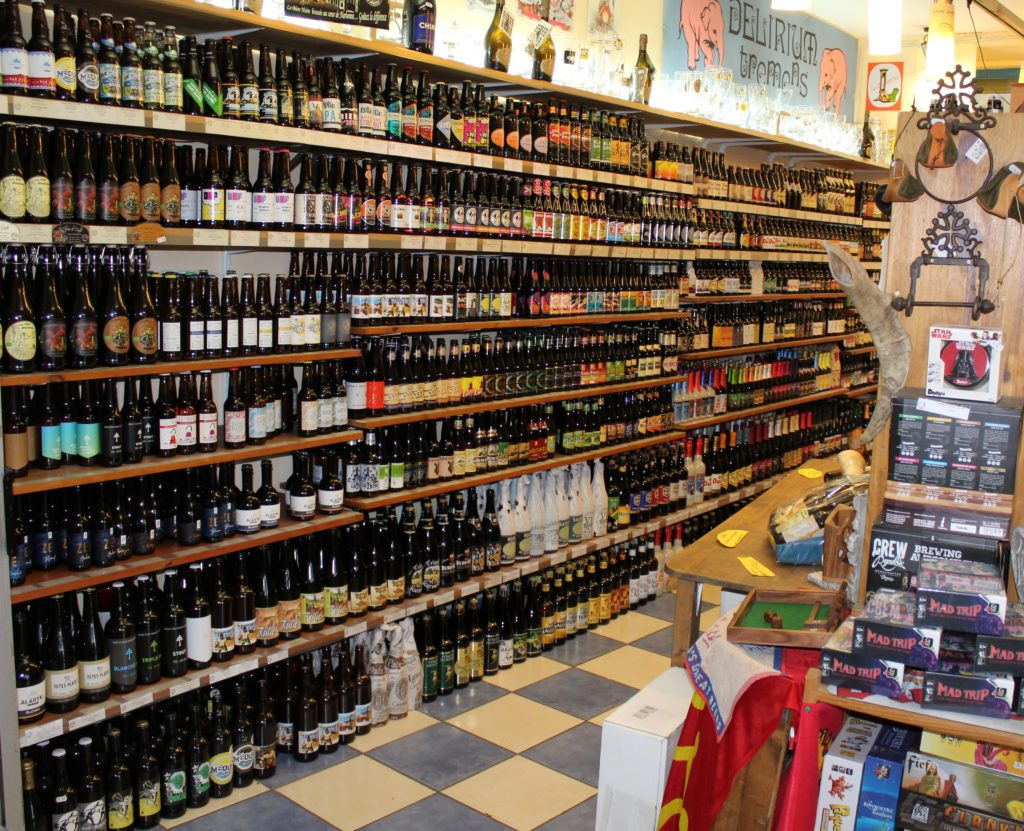 Bieres de l'échoppe à Narbonne