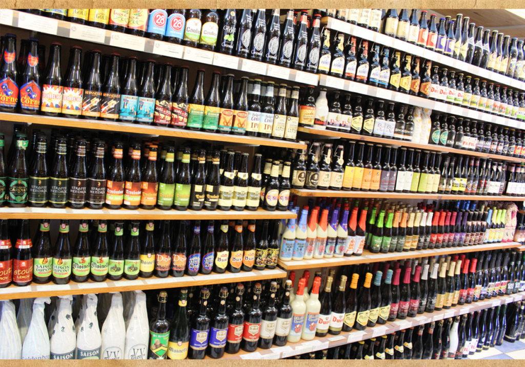 Bières Belges Échoppe Médiévale Narbonne