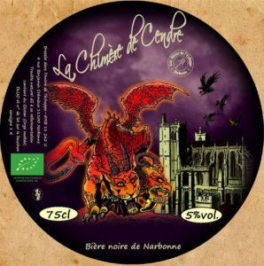 Chimère de Cendres Narbonne